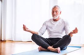 Yoga - kun for mænd @ Nabo Østerbro, Vibenshave
