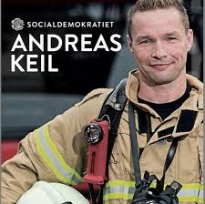3/2 kl. 13:00 Andreas Keil (BR)(S) @ Nabo Østerbro