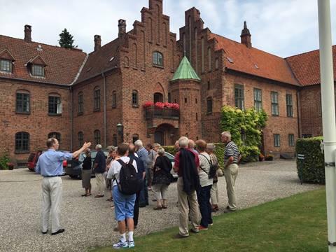 6/11 Roskilde Kloster @ Mødested