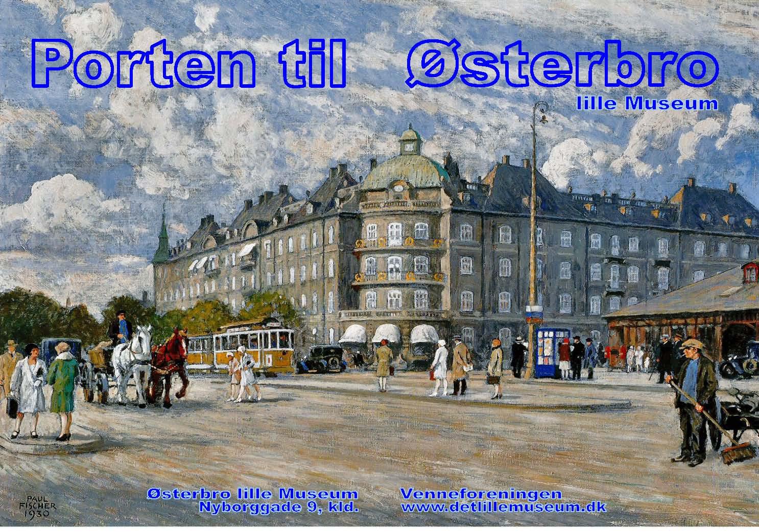 5/5 kl. 10.30 Østerbro Lille Museum @ Nabo Østerbro